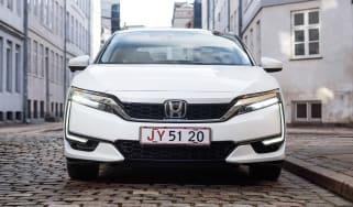 Honda Clarity - full front