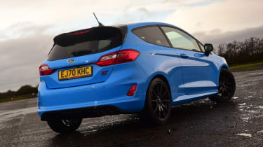 Ford Fiesta ST Edition - rear static