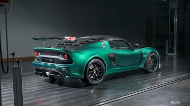 Lotus Exige Cup 430 rear
