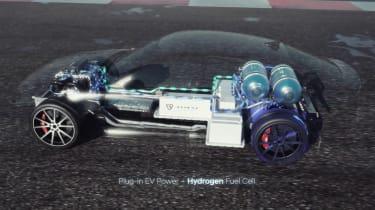 Hyundai Vision FK concept car