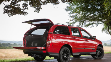 SsangYong Musso -