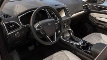 Ford S-MAX Vignale - studio interior