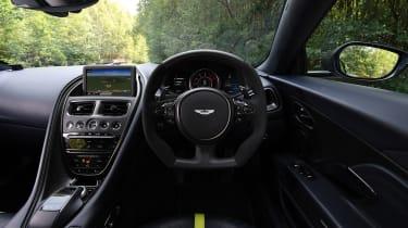 Aston Martin DB11 AMR  - interior