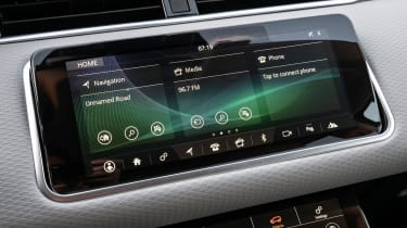 Range Rover Evoque - infotainment