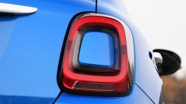 Fiat 500X - rear light