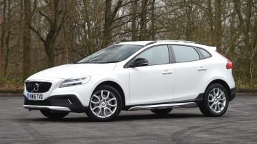 Volvo V40 Cross Country - front static