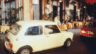 The Italian Job, Mini Cooper S 1968
