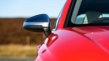 Audi RS 4 Avant - wing mirror