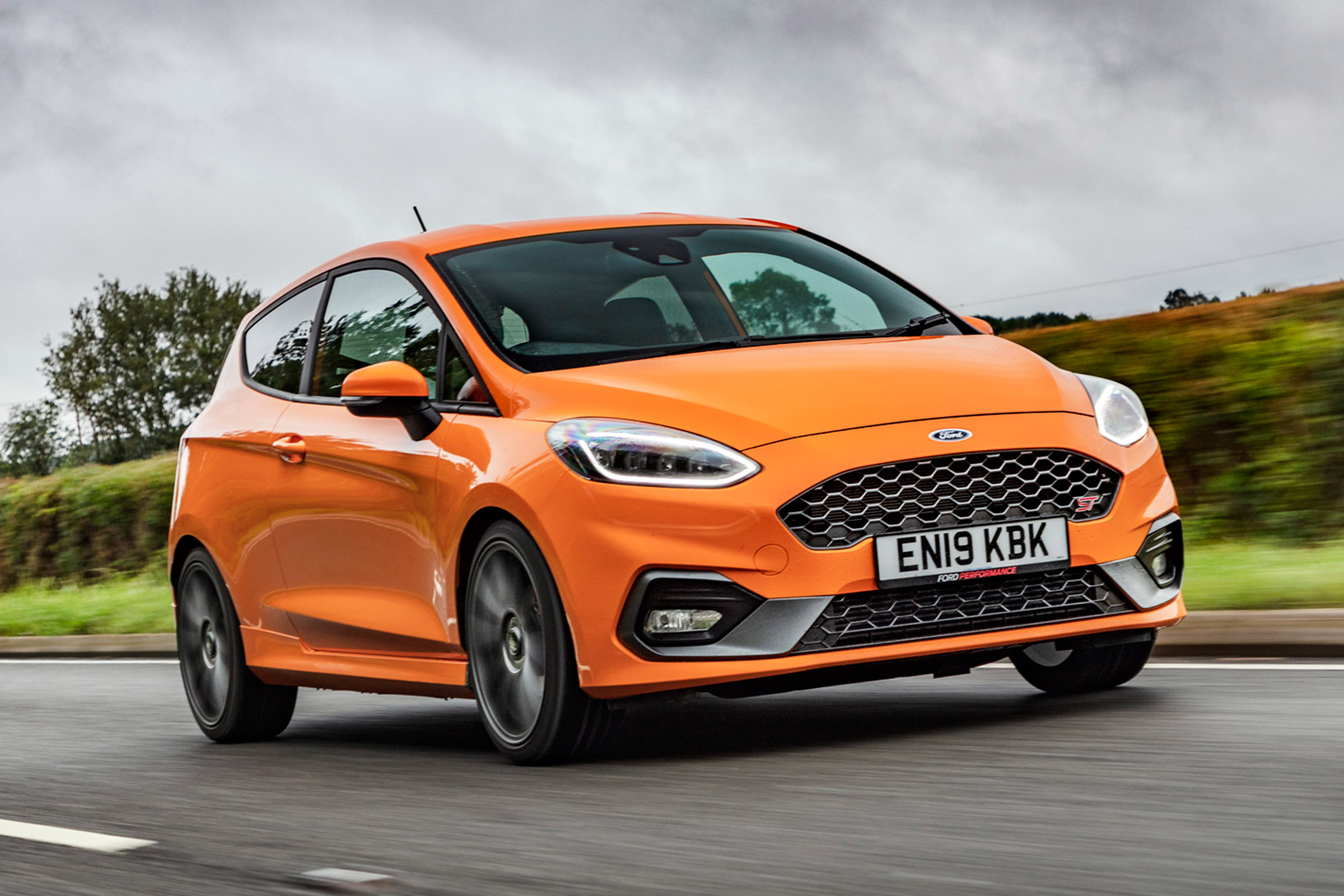 New Ford Fiesta St Performance Edition 2019 Review Auto Express