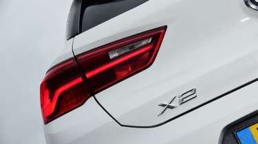 BMW X2 - X2 badge