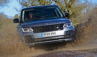 Range Rover P400 - splash