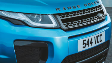 Land Rover Evoque Landmark grille