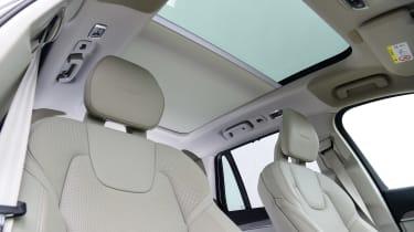 Volvo XC90 - seats
