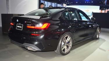 BMW M340i xDrive - LA rear