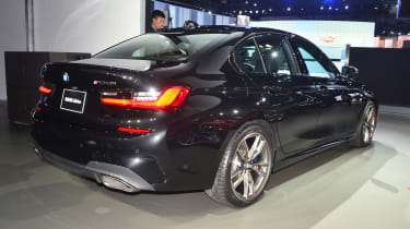 BMW M340i xDrive - LA rear