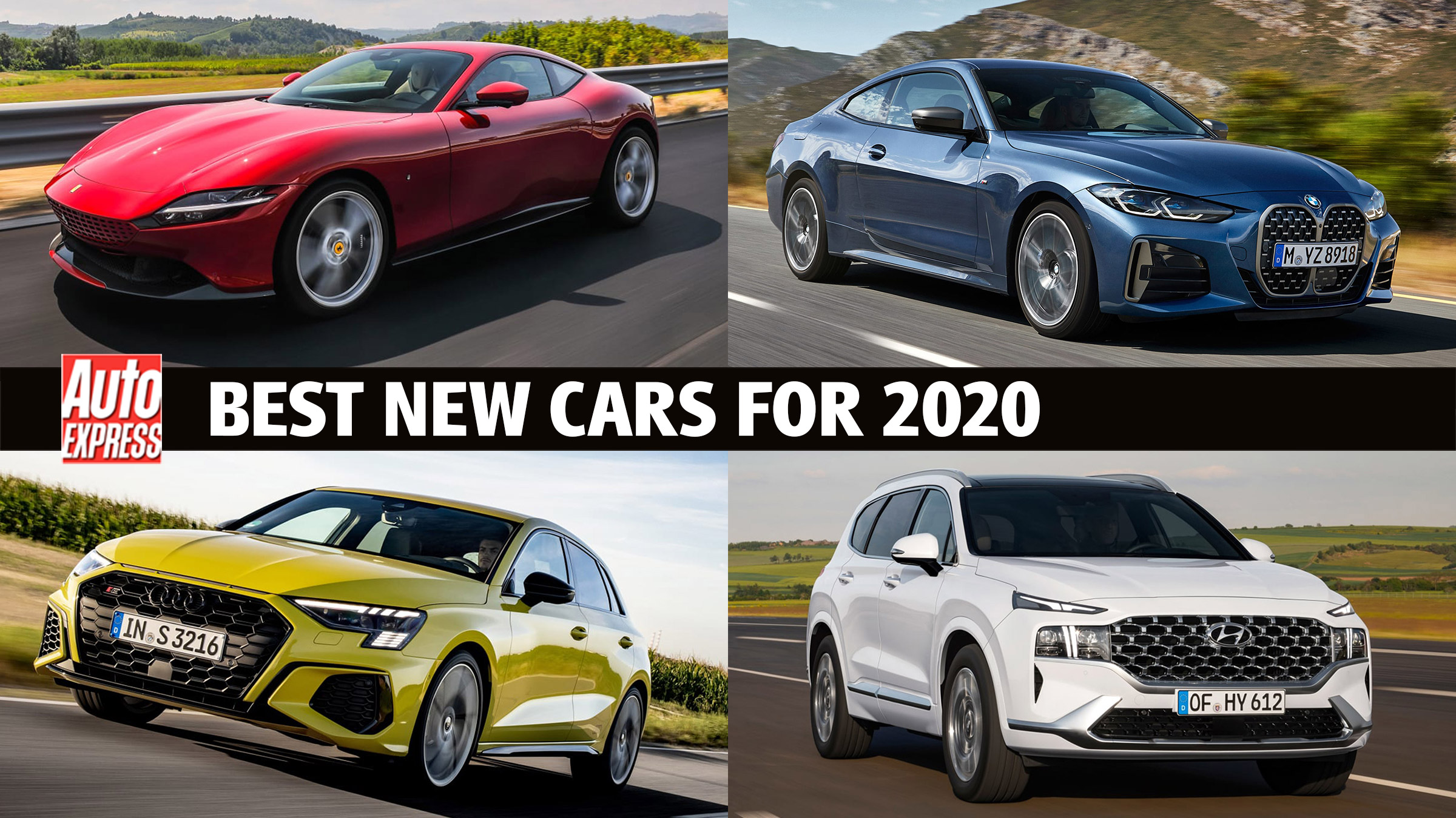 Best New Cars Coming In 2020 Auto Express