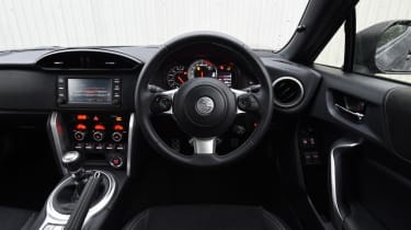 Used Toyota GT86 - dash