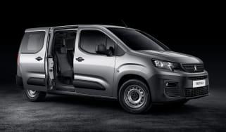 Peugeot Partner Crew