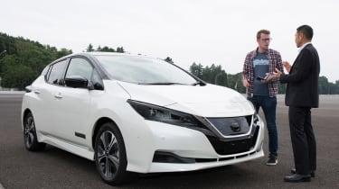 New Nissan Leaf - Sean Carson