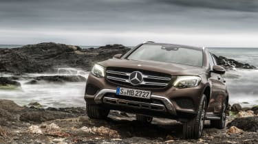 Mercedes GLC rocky
