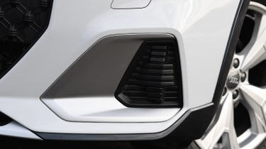 Audi A1 Citycarver - front detail