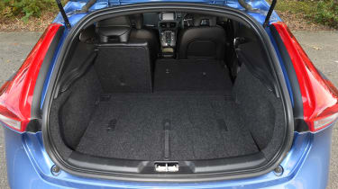 Volvo V40 Polestar Performance Pack - boot