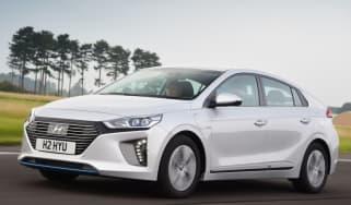 Hyundai Ioniq - front