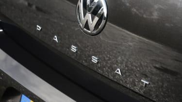 Volkswagen Passat - badge