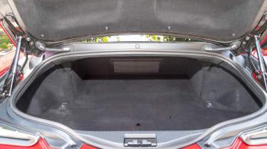 Lexus LC 500 - boot