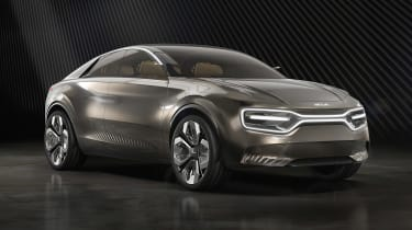 Imagine by Kia concept - front