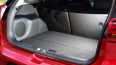 New Kia Niro Hybrid - boot