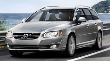 Volvo V70 facelift
