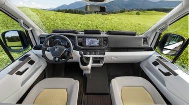 VW California XXL cab