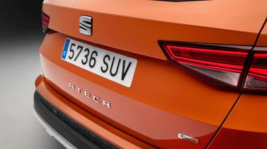 SEAT Ateca SUV 2016 - rear badge