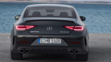 Mercedes-AMG CLS 53 - full rear