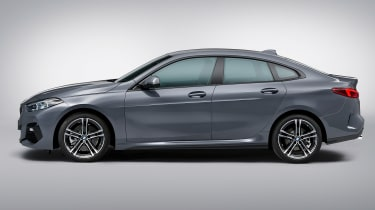 BMW 220d Gran Coupe  - side static