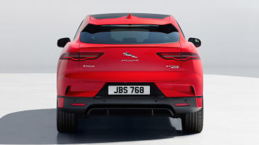 Jaguar I-Pace - studio full rear