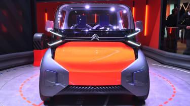 Citroen AMI ONE concept - Geneva full front