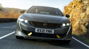 Peugeot 508 Sport Engineered - full front