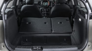 MINI Clubman City - boot