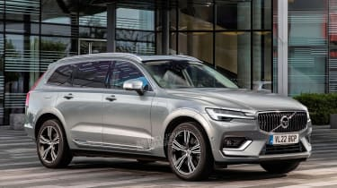 Volvo XC100 - front (watermarked)