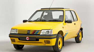 Peugeot Sport - Peugeot 205 Rallye