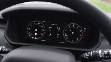 Land Rover Discovery HSE Si6 - dials
