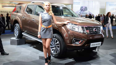 """<p class=""""p1"""">Nissan's new Navara pick-up joins a glut of new models arriving in this sector over the coming months.&nbsp;</p>"""
