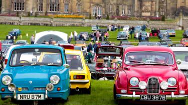 Big summer of motoring 2017 - Big Welsh Car Show