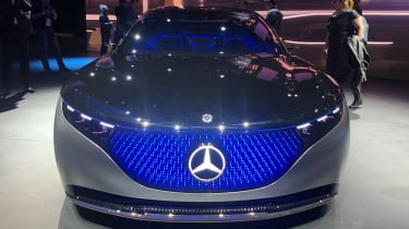 Mercedes Concept EQS 1