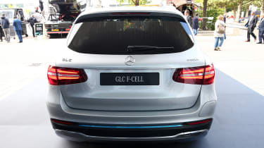 Mercedes GLC F-CELL - full rear
