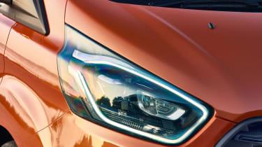New 2017 Ford Transit Custom light