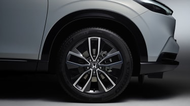 Honda HR-V - wheel