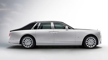 Rolls-Royce Phantom - side